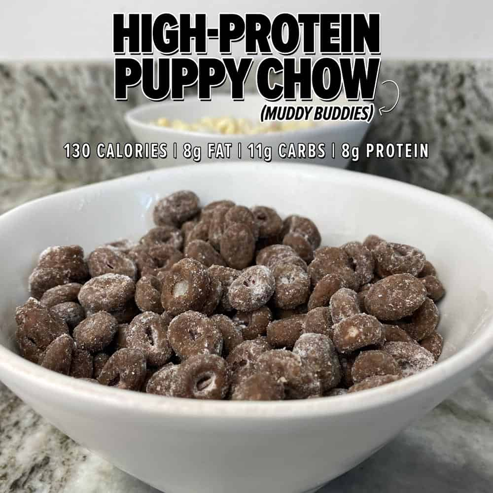 High-Protein Puppy Chow