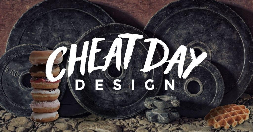 Cheat Day Design Facebook