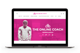 The Online Coach Homepage