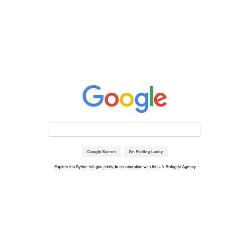 Google effective web design