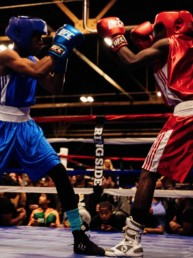 Downtown Detroit Youth Boxing Gym