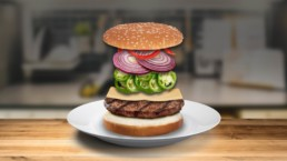 Flexible Dieting Lifestyle Burger