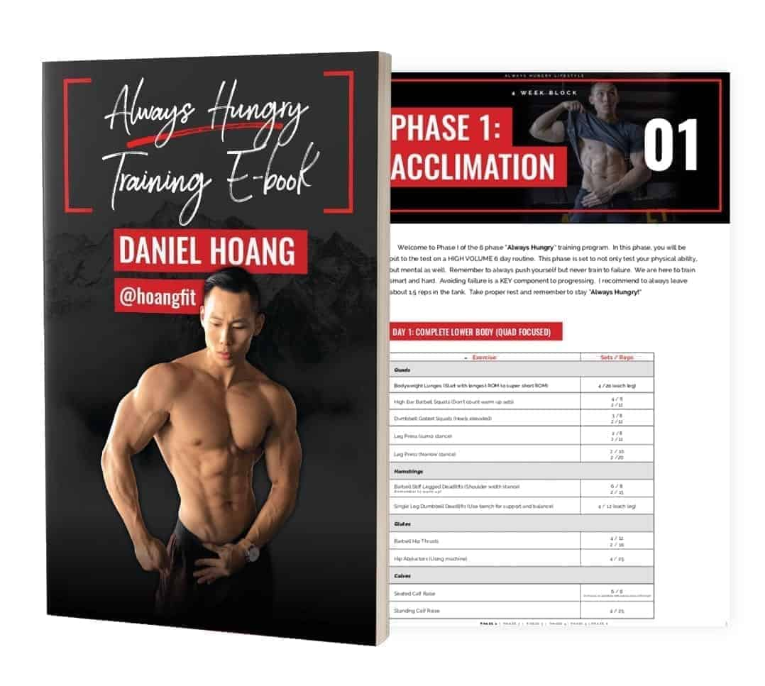 Always Hungry Lifestyle ebook preview