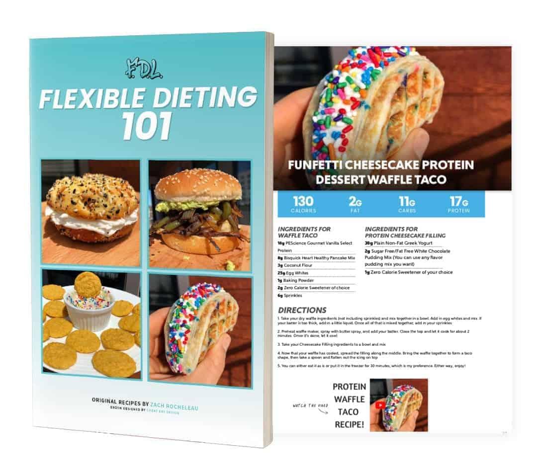 Flexible Dieting 101 Ebook