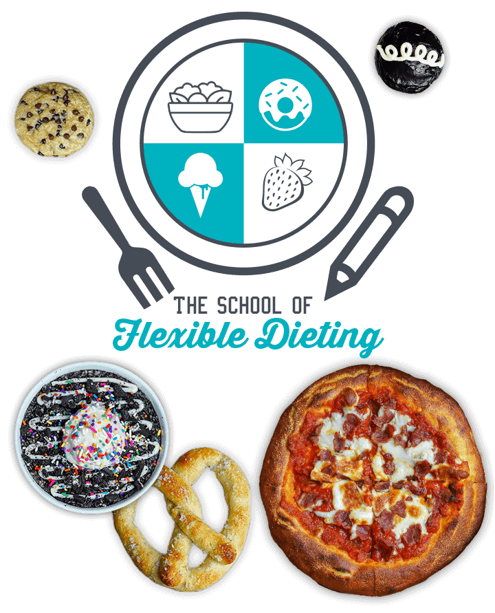 The School of Flexible Dieting Logo
