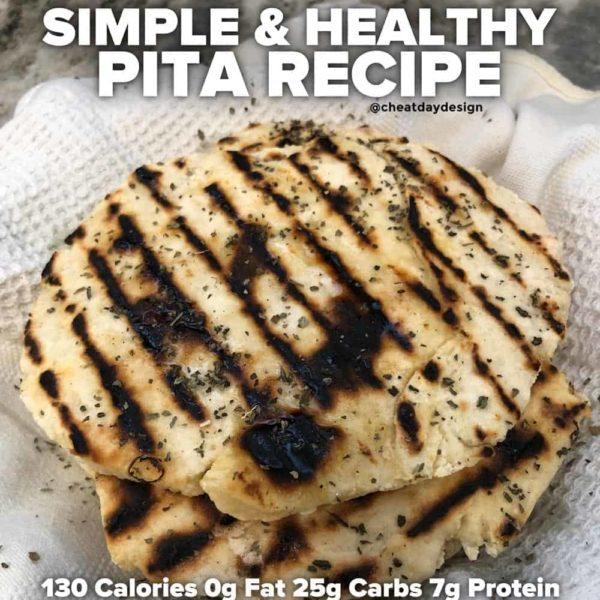 Simple Pita Recipe