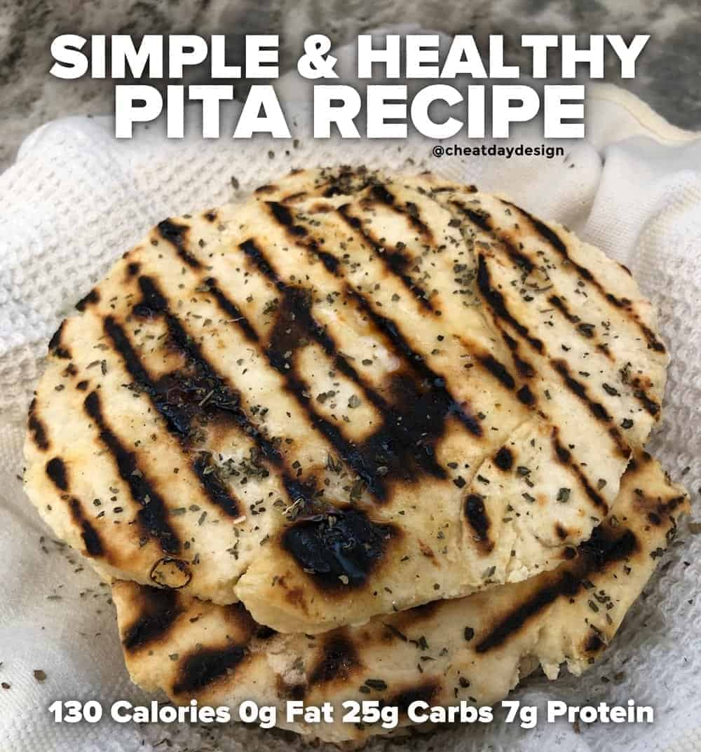 Simple & Healthy Pita Recipe