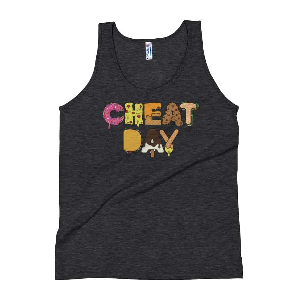 Cheat Day Tank Top