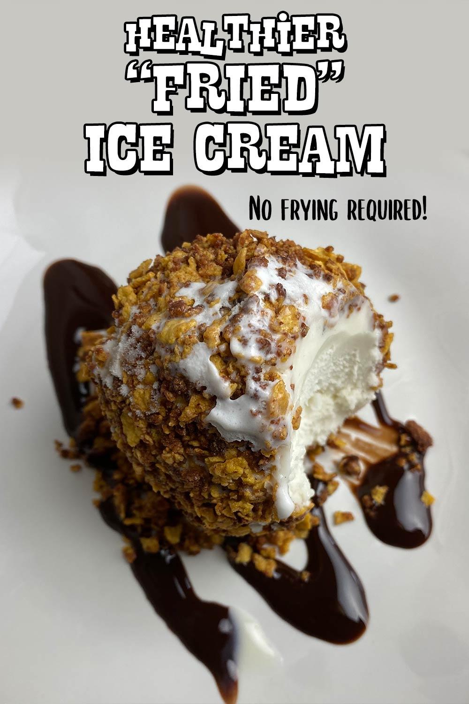 Protein Fried Ice Cream Recipe