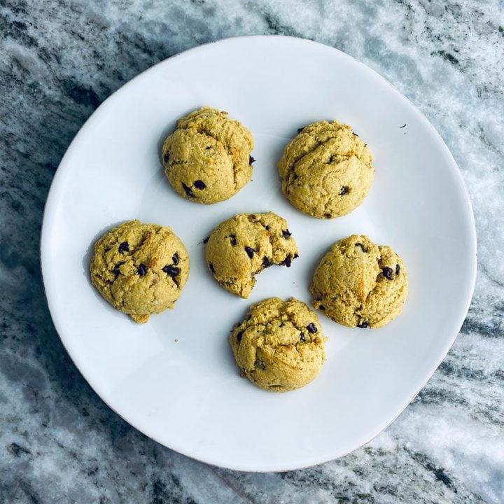 Keto Protein Cookies