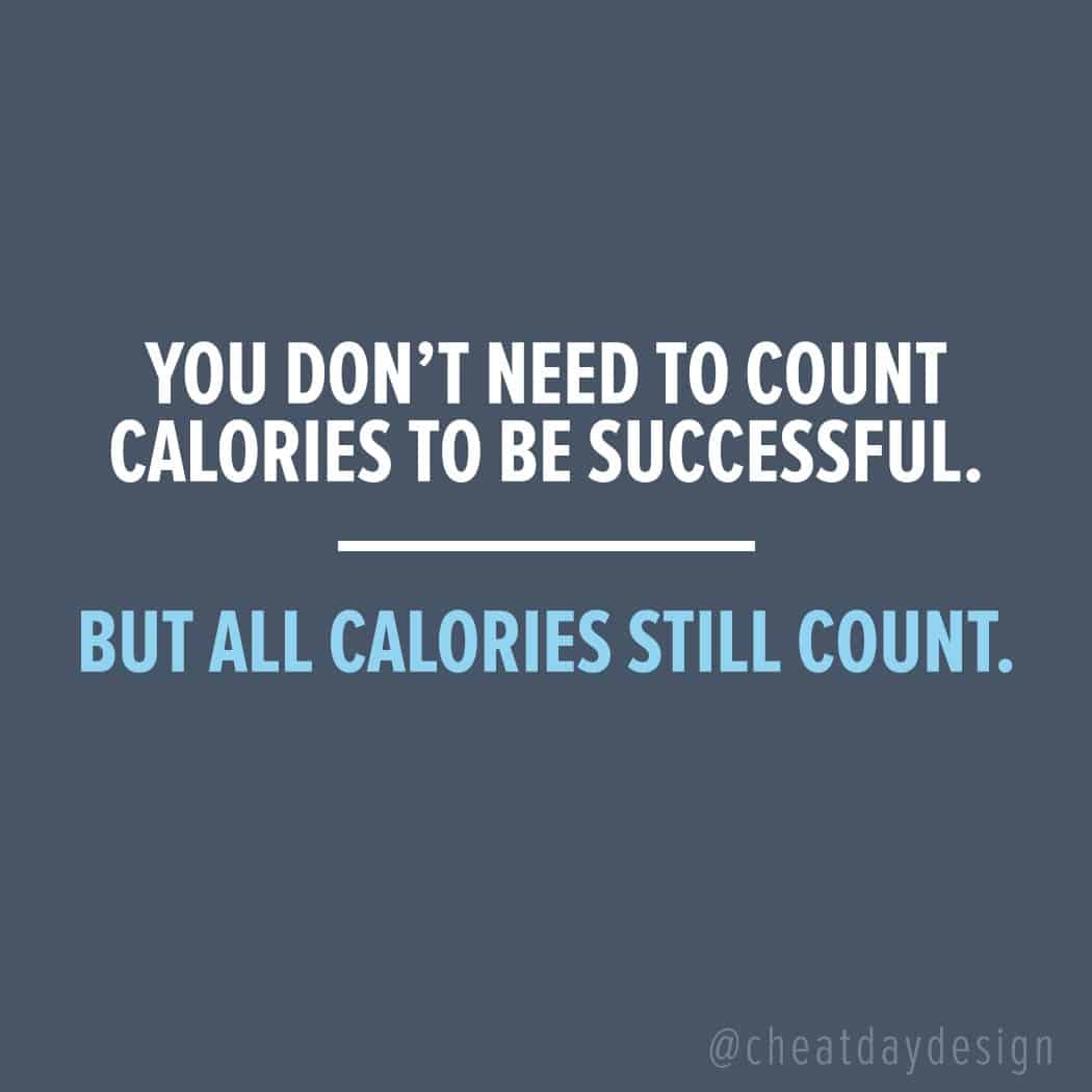 all calories count
