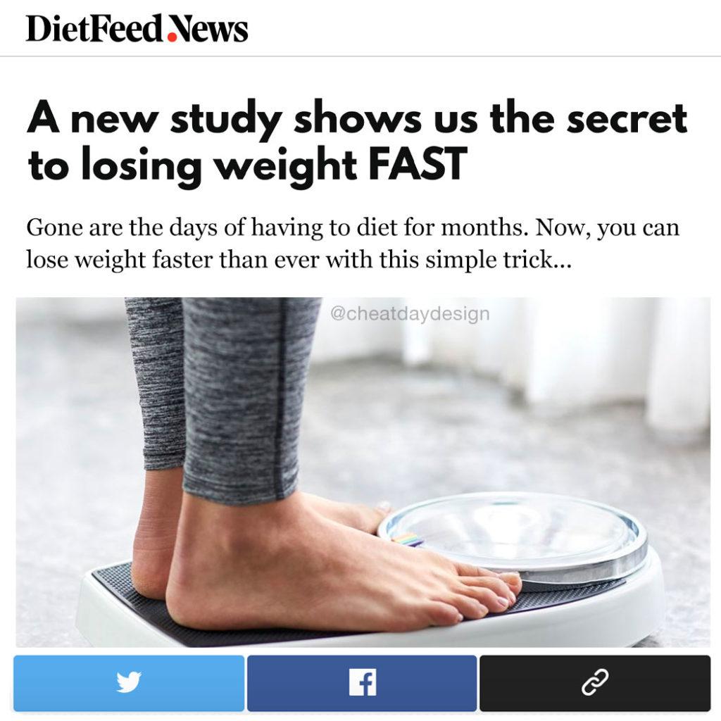 Diet study