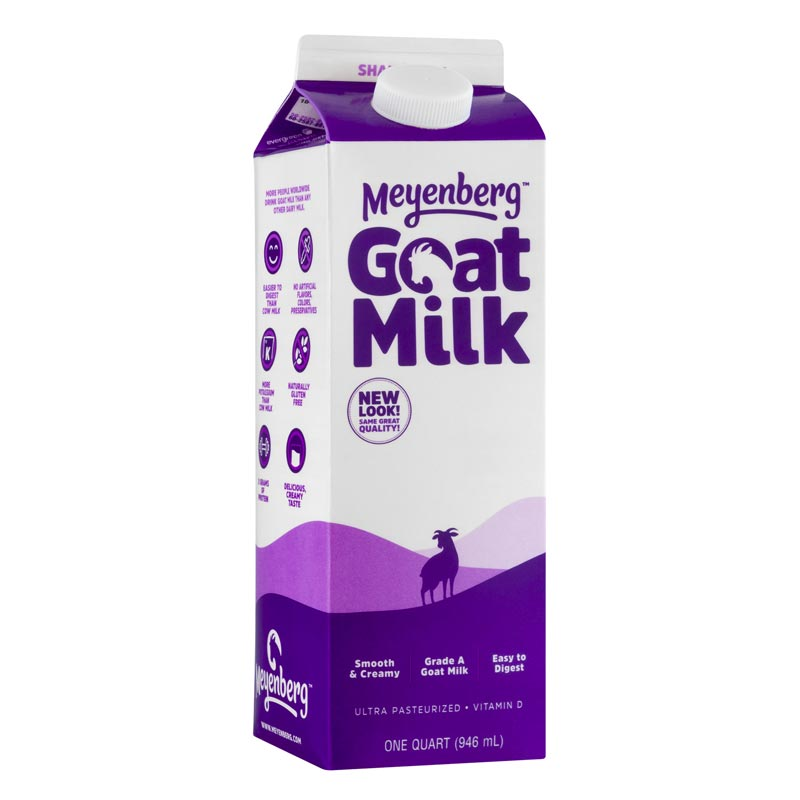 Goat Milk Nutrition