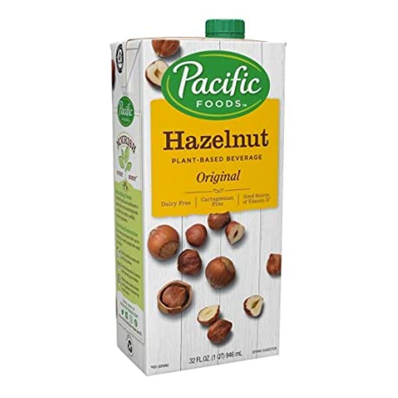 Hazelnut Milk Nutrition