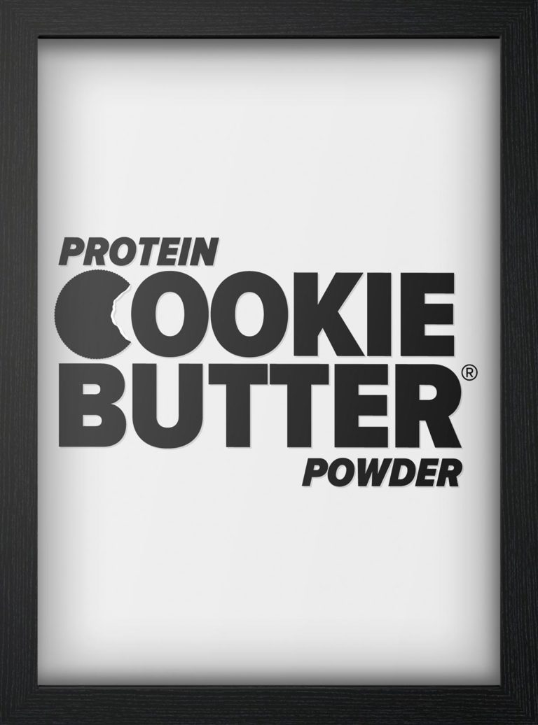 Protein Cookie Butter Logo