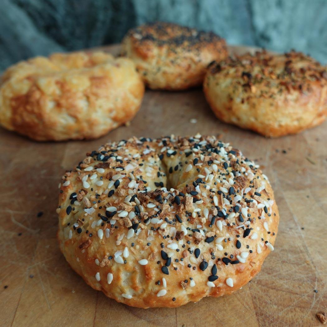 Protein Bagel Recipe