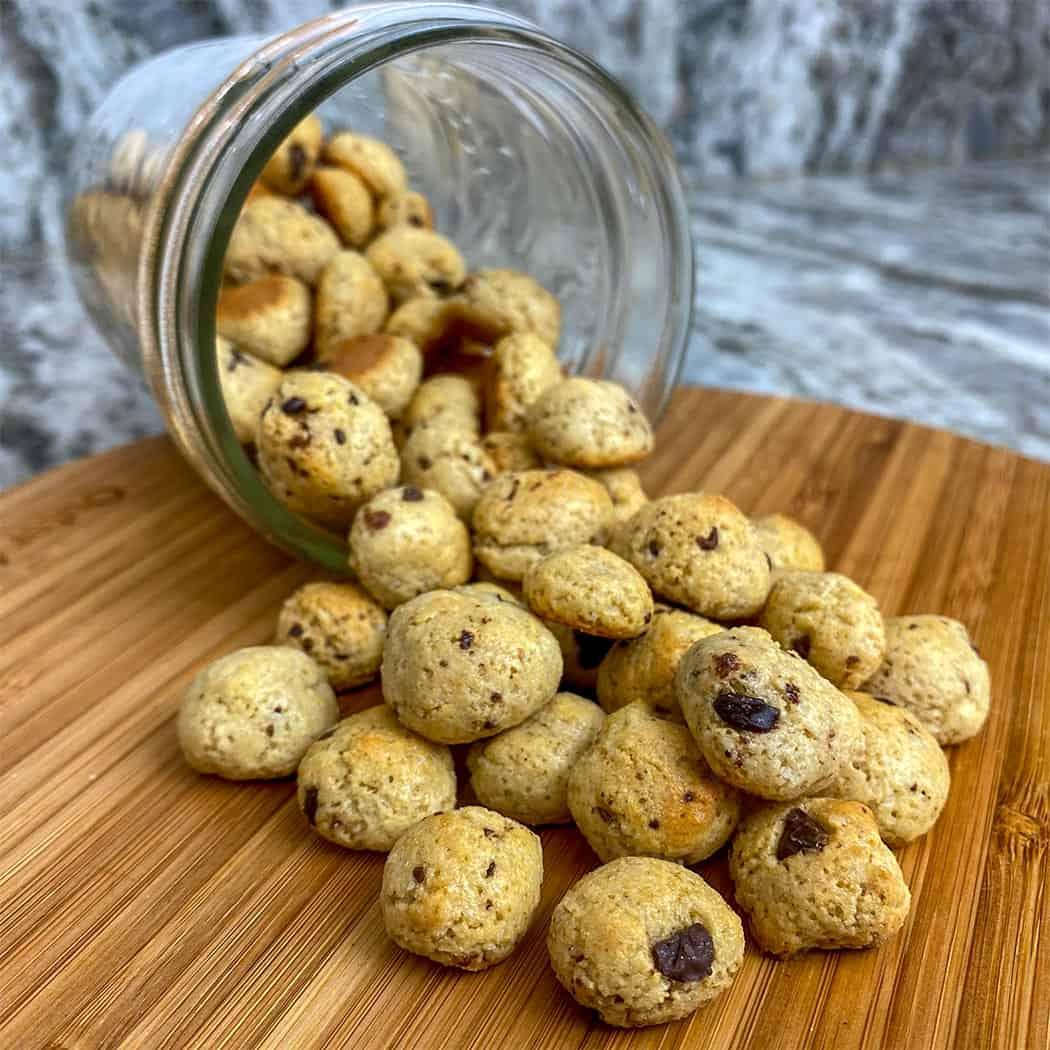 Protein Cookie Crisp Cereal