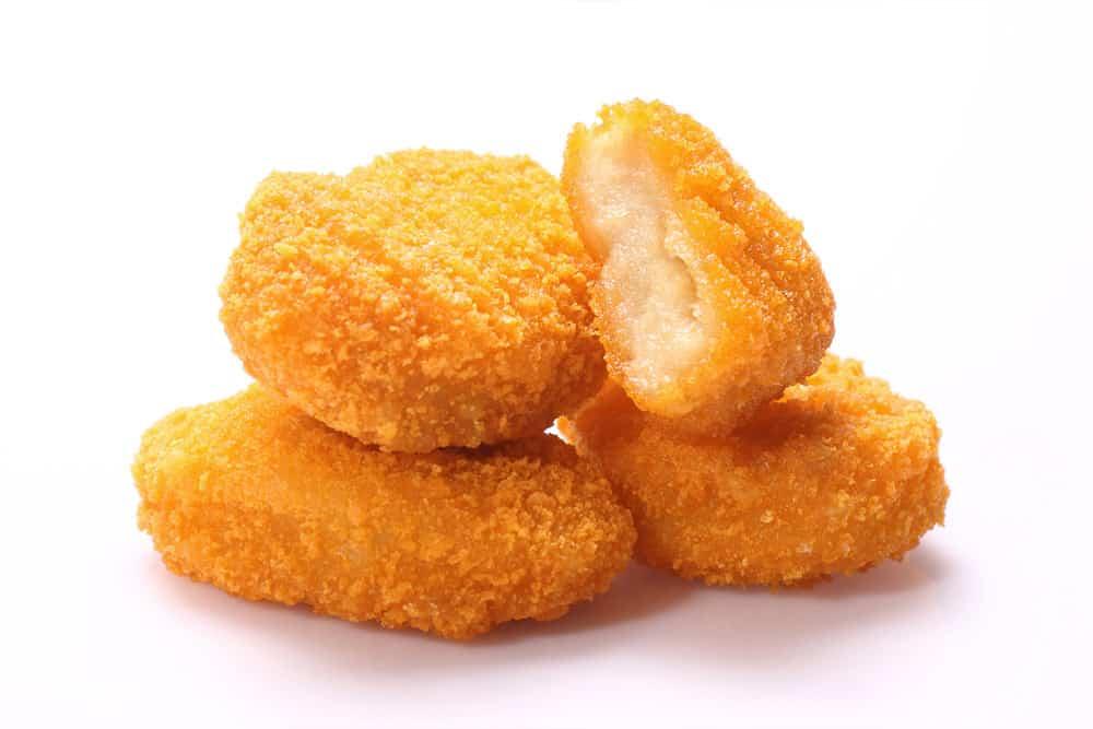 Wendy's chicken nuggets