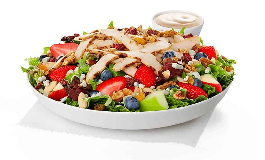chick-fil-a salad