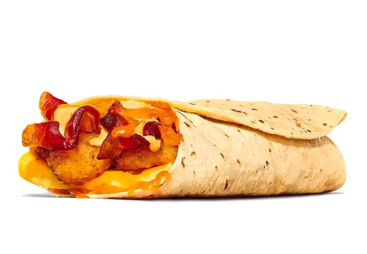 Eggnormous Burrito
