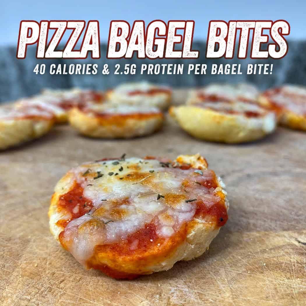 Pizza Bagel Bite Recipe