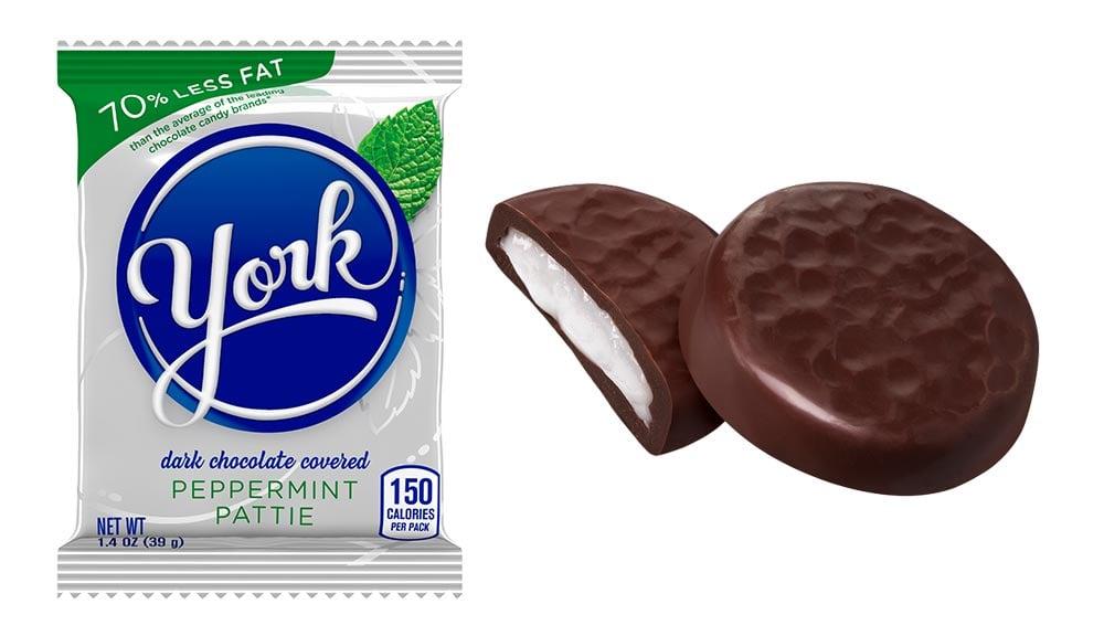 York peppermint patty