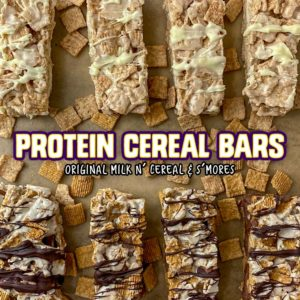 Protein Cereal Bars Recipe