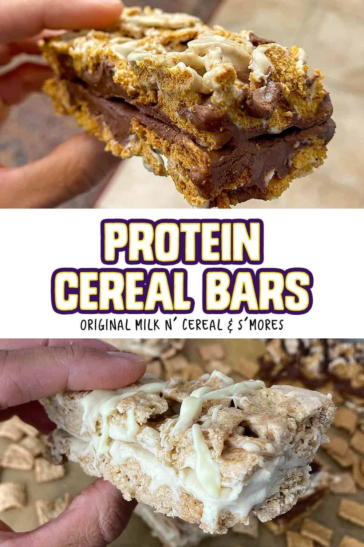 Protein Cereal Bars Recipe
