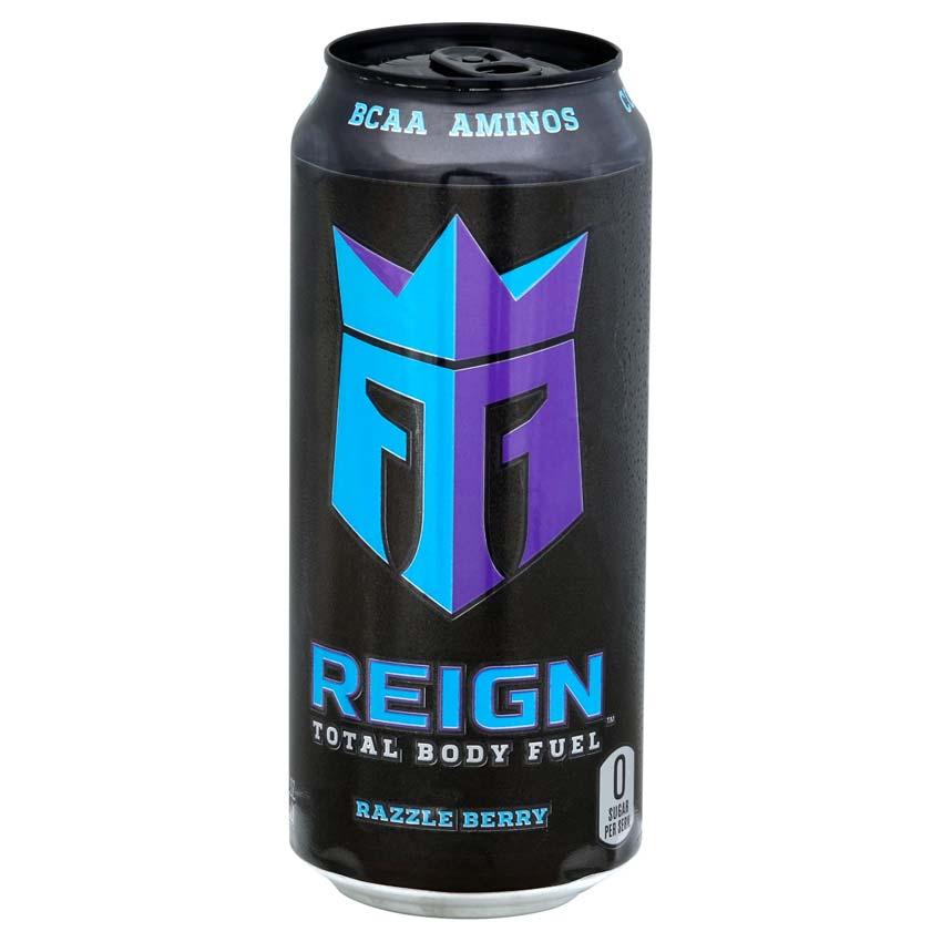 Reign Total Body Fuel Caffeine