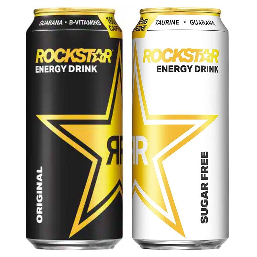 Caffeine in Rockstar