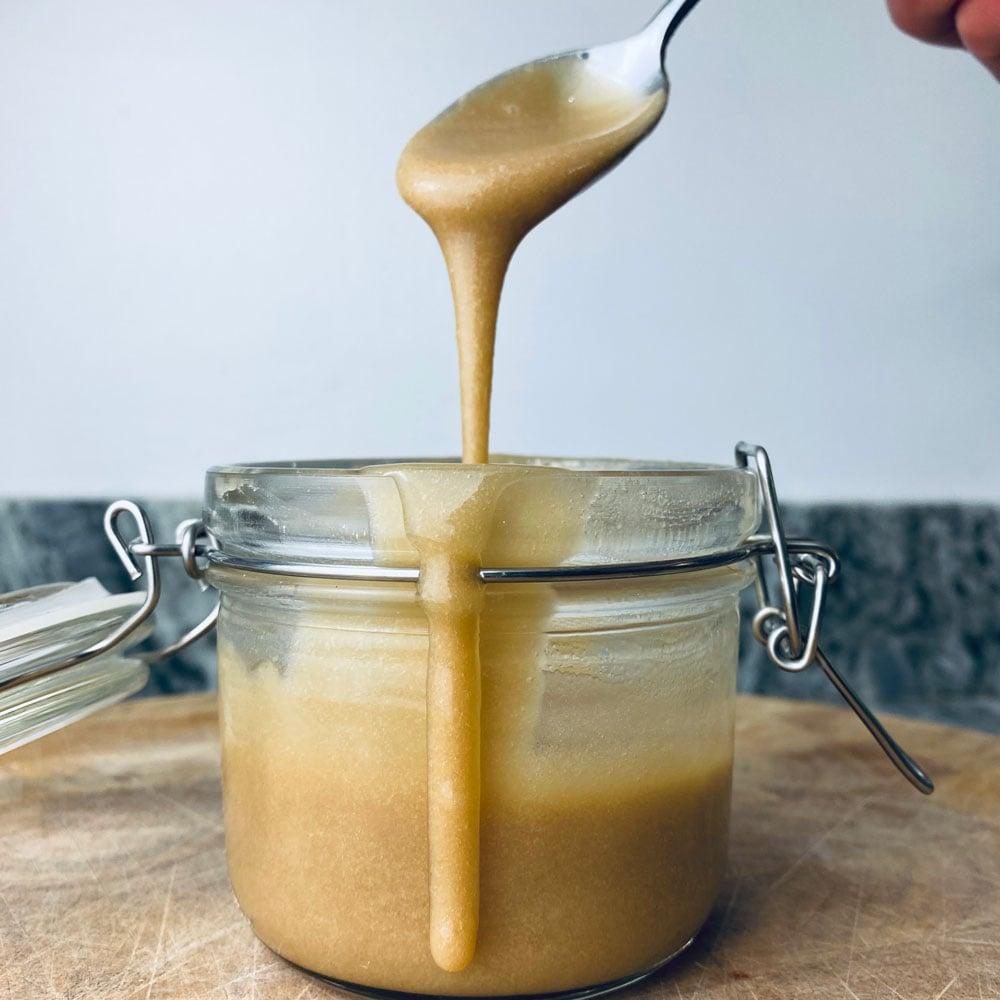 Protein Caramel Sauce