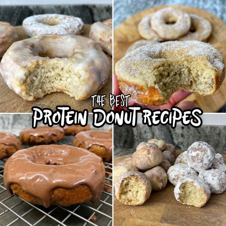 The Best Protein Donut Recipes