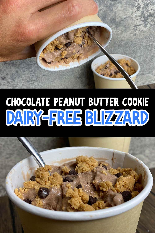 Dairy-Free Blizzard Recipe