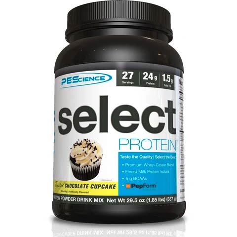 "PEScience Whey/Casein Blend Chocolate Protein (Use code ""Matt"" to save 15%)"