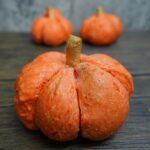 Pumpkin Shaped Bagels