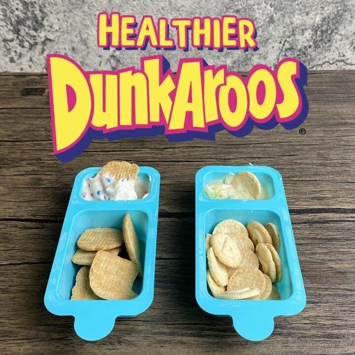 Homemade Healthier Dunkaroo Dip